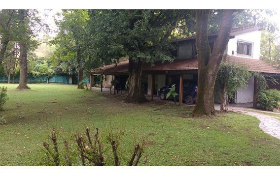 Casa Quinta En General Rodriguez