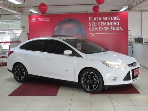 Focus 2.0 Titanium Plus Sedan 16v Flex 4p Powershift 86645km