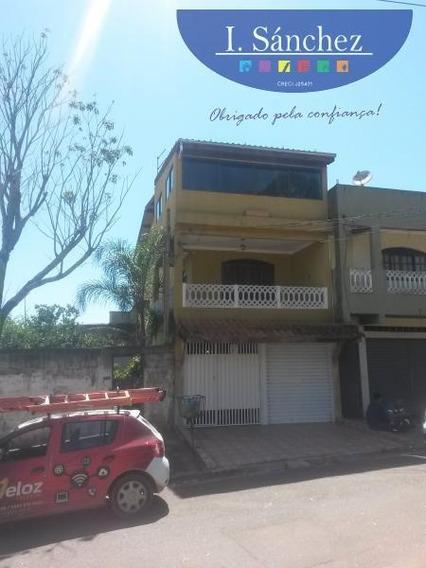 Casa Para Venda Em Itaquaquecetuba, Parque Residencial Scaffid, 3 Dormitórios, 1 Suíte, 4 Banheiros, 1 Vaga - 181210
