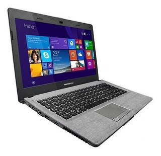 Notebook Bgh Positivo A1000 Nueva 4gb Ram