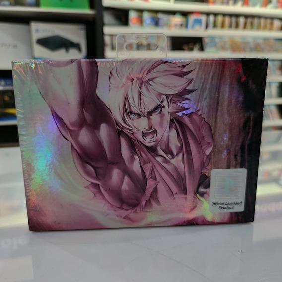 Controle Edição 15 Aniversário Street Fighter Ps2 - Ken