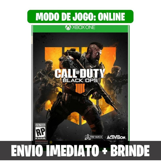 Call Of Duty Black Ops 4 Xbox One Conta Primaria