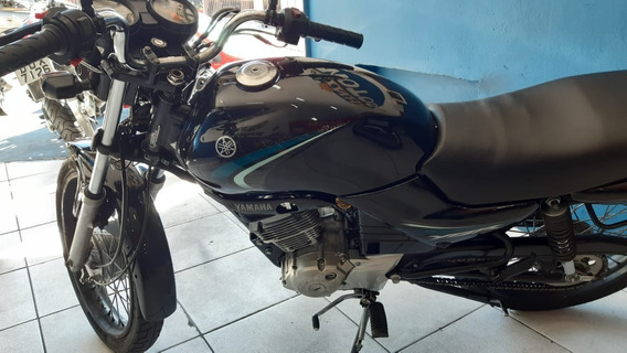 Ybr 125 K 2007 12 X 419 Cartão C/ 500 De Entr. Rainha Motos