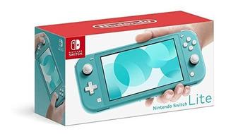 Nintendo Switch Lite Turquesa 32 Gb