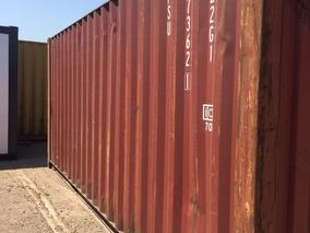 Contenedores Maritimos Containers Obrador 40 Pies Neuquen