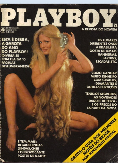Lote 140 Playboys Antigas E Raras - De 1978 A 2003