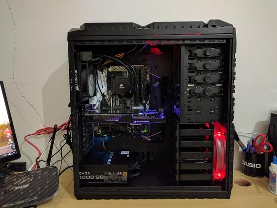 Pc Gamer Intel I7 7700k Ssd M2 250gb Ram Ddr4 32gb