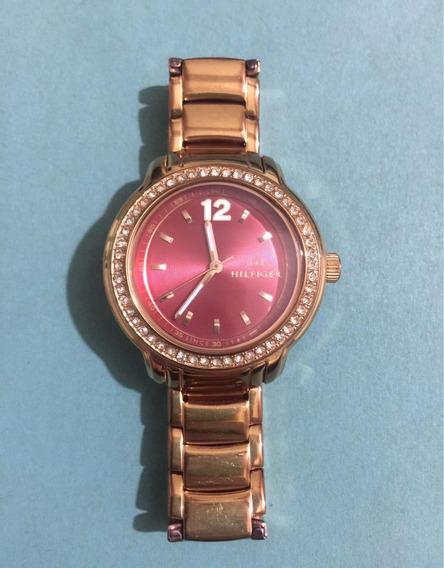 Reloj Tommy Hilfiger Rose Gold