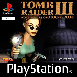 Tomb Raider 3 Digital Ps3