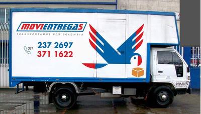 Empresa De Transporte De Carga Se Vende Gran Oportunidad