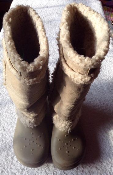 Botas Crocs. Núm 23