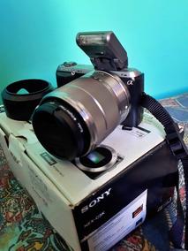 Câmera Sony Nex-c3, Com Lente 18-55 Inclusa