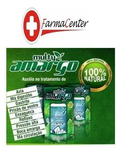 Multy Amargo 500 Ml Original 5 Frascos