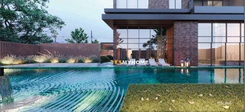 Cobertura Com 3 Suites À Venda, 174 M² Por R$ 2.352.000 - Ahú - Curitiba/pr - Co0423