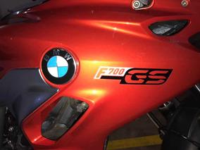 Bmw Moto Bmw F700 Gs