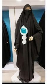 Jilbab Vestido Roupa Muçulmana