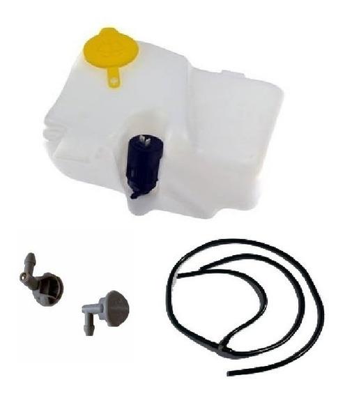 Kit Deposito Limpiadores Chevy C/bomba,chisgueteros,manguera