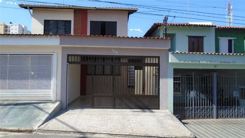 Imagem 1 de 21 de Sobrado À Venda, 2 Quartos, 2 Vagas, Jamaica - Santo André/sp - 53004