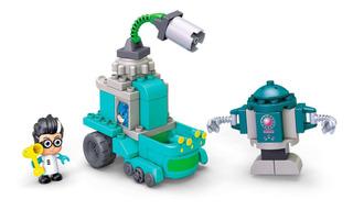 Mega Bloks® Pj Masks, Romeo Y Robot, 44 Bloques