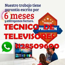 Tecnico De Tv Led Lcd Smart Tv En Todo Capital Federal