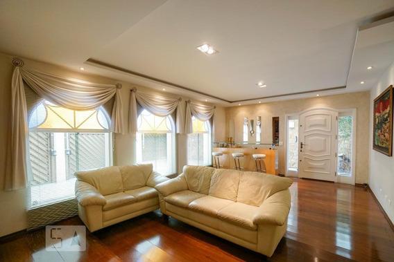 Casa Para Aluguel - Jardim Anália Franco, 3 Quartos, 312 - 892978169