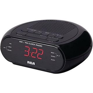 Rca Rc205 Dual Wake Despertador Reloj Radio