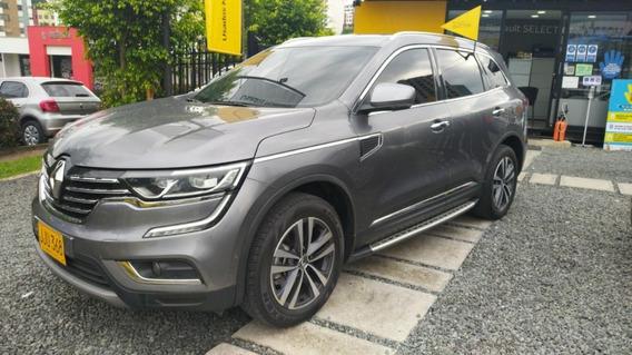 Renault New Koleos Intens 4x4 Automatica Full - Modelo 2017