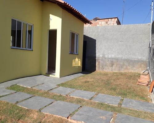 Imagem 1 de 25 de Casa No Bairro Nova Esmeraldas - Esmeraldas - Ca00195 - 34200388