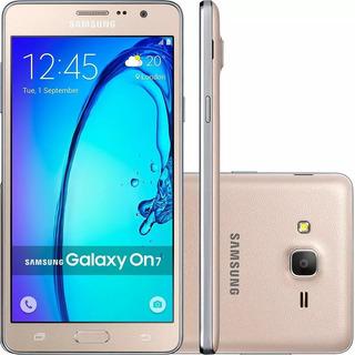 Celular Samsung Galaxy On7 G600f 16gb Dual Chip - Vitrine