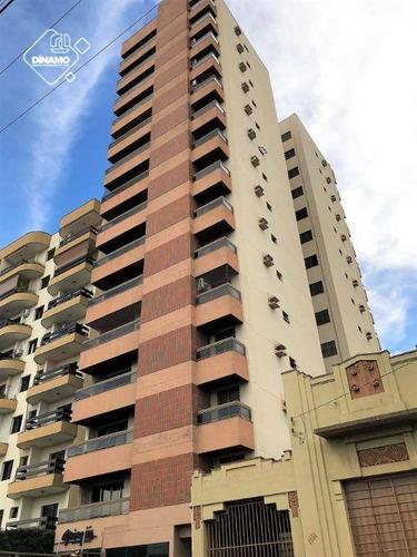 Apartamento (centro) - Ribeirão Preto/sp. - Ap2999