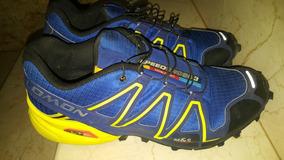 Zapatos Salomon Originales 100% Usados