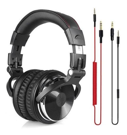 Headphone Profissional Estudio Dj Oneodio (pronta Entrega)