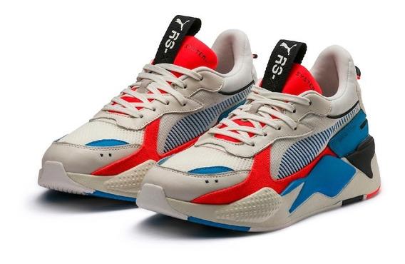 Zapatillas Tenis Puma Rs-x Running Hombre Original