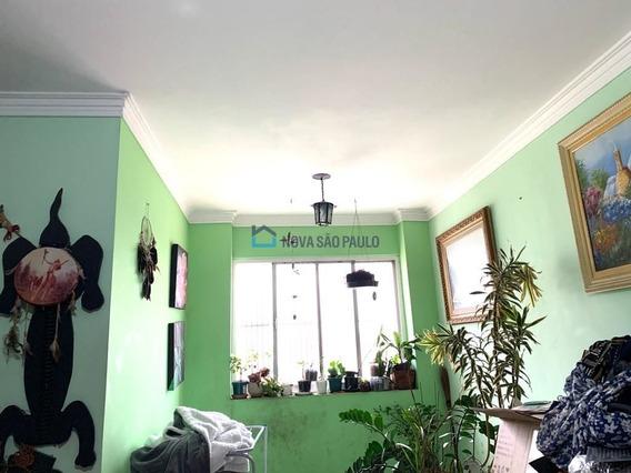 Apartamento 70m² 2 Dormitórios 1 Vaga De Garagem A 350 Metrô Saúde - Bi26294