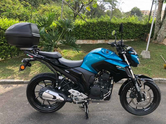 Yamaha Fzn 250 2018 Como Nueva