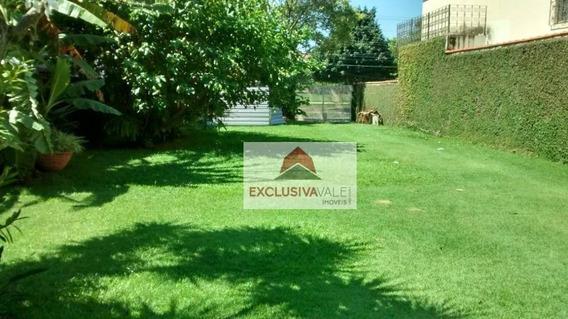 Terreno À Venda, 484 M² Por R$ 580.000 - Jardim Esplanada - São José Dos Campos/sp - Te0225