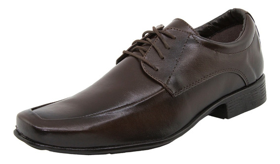 Sapato Masculino Social Café Street Man - 240