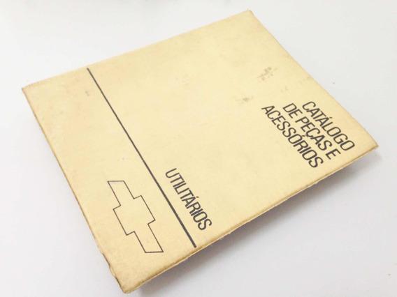 Catálogo Utilitário Chevrolet A/c D10 D20 D40 Usado