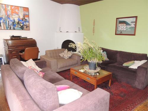 Imagem 1 de 27 de Casa Térrea, 4 Dormitórios Sendo 2 Suítes - Reo516577