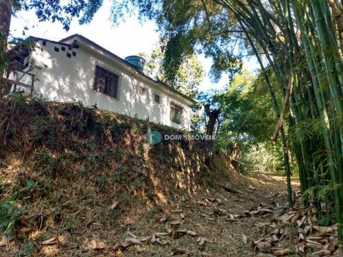 Imagem 1 de 22 de Chácara Com 4 Dormitórios À Venda, 3800 M² Por R$ 390.000,00 - Granjas Guarujá - Juiz De Fora/mg - Ch0047