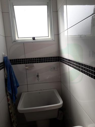Imagem 1 de 30 de Apartamento Cobertura S/ Condomínio Em Santo André - 3727
