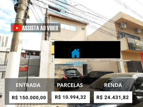 Pr0013 - Prédio À Venda, 318 M² Por R$ 1.500.000 - Jardim Das Flores - Osasco/sp - Pr0013