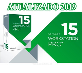 Vmware Workstation Pro 15.1 Atualizado + Licença
