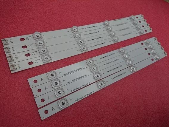 Kit Barra Led Lg 42lb5500 Lb5600 Lb5800 Lb6200 Lb6500
