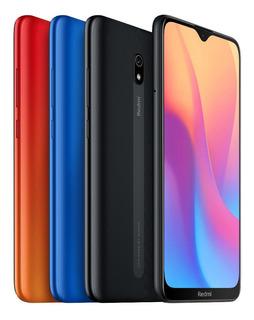 Xiaomi 8a 32 Gb. Con Funda Y Vidrio 6d.