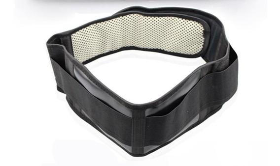 2 Faja Neopreno Magnetica Turmalina Dolor Lumbar Espalda Baj