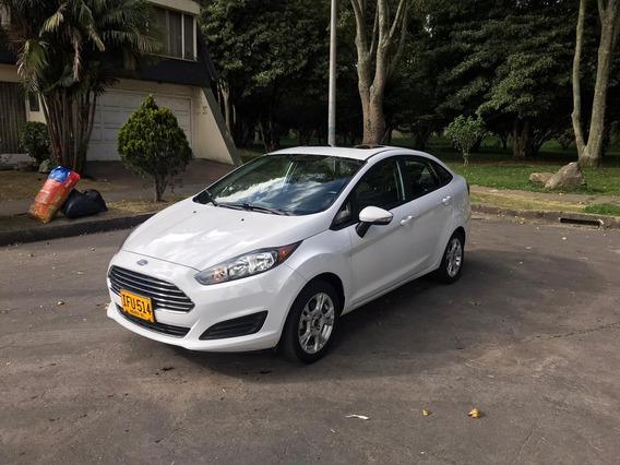 Ford Fiesta Se Mt 2015 Con Techo
