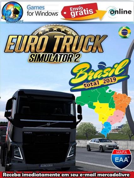 Mod-brasil Total-truck Simulator 2 Br-pc