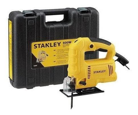 Serra Tico Tico 600w Velocidade Variavel Sj60k Stanley