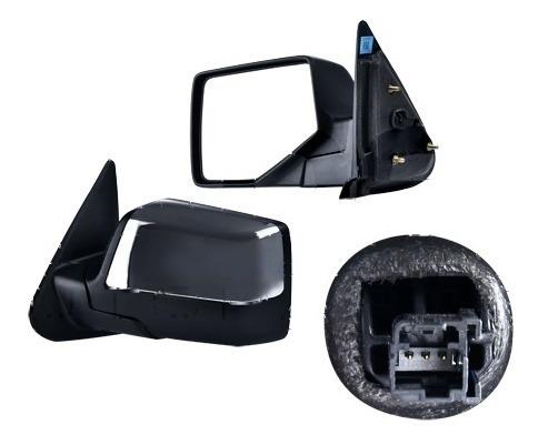Imagen 1 de 1 de Espejo Ford Ranger 2010 2011 2012 Electrico Cromado Fx4/limited/xl/xlt/stx/sport